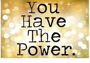 youhavethe power